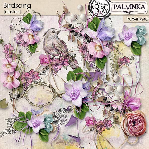 Birdsong Clusters