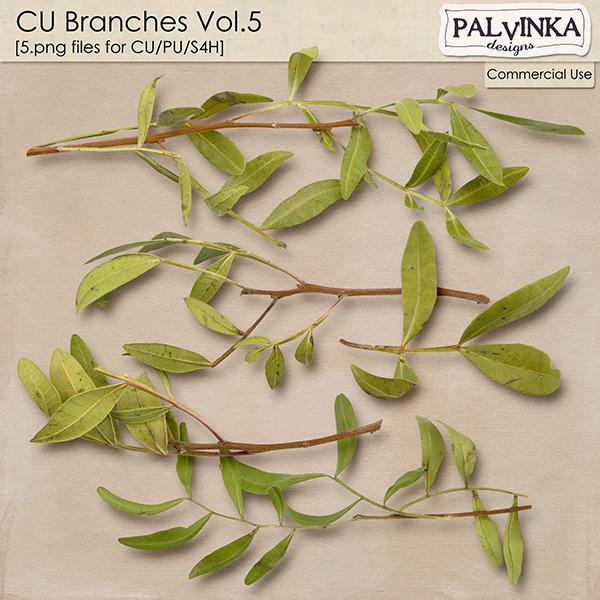 CU Branches Vol.5