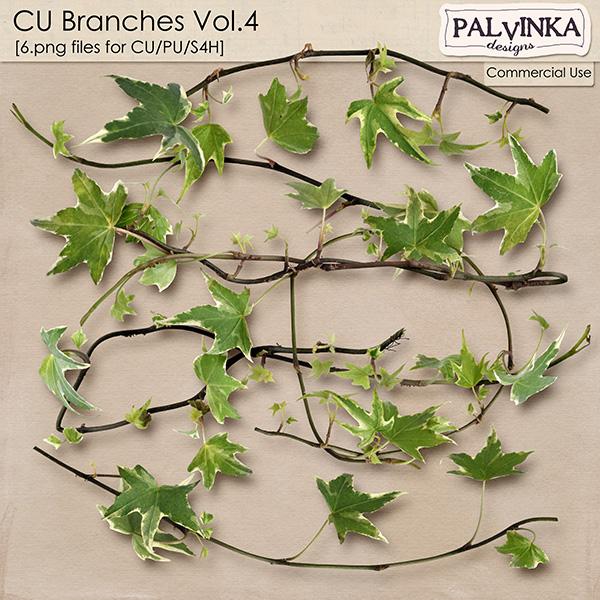 CU Branches Vol.4