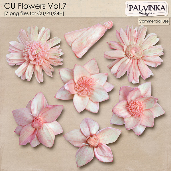 CU Flowers Vol.7