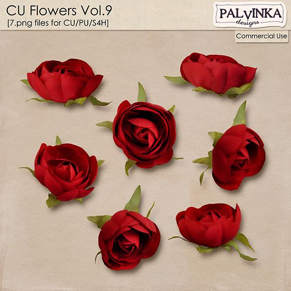 CU Flowers Vol.9