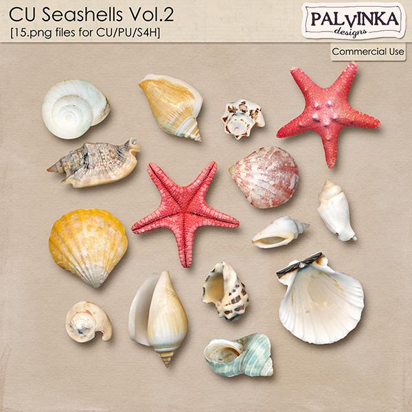 CU Seashells Vol.2