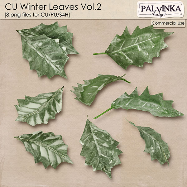 CU Winter Leaves Vol.2