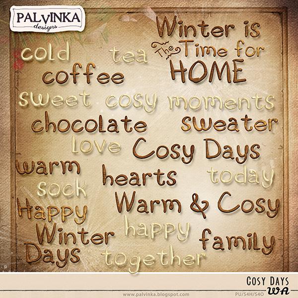 Cosy Days WA