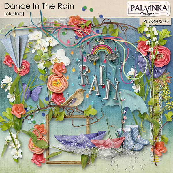 Dance In The Rain Clusters