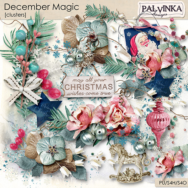 December Magic Clusters