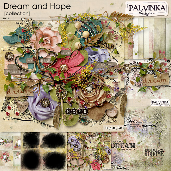 Dream And Hope Collection