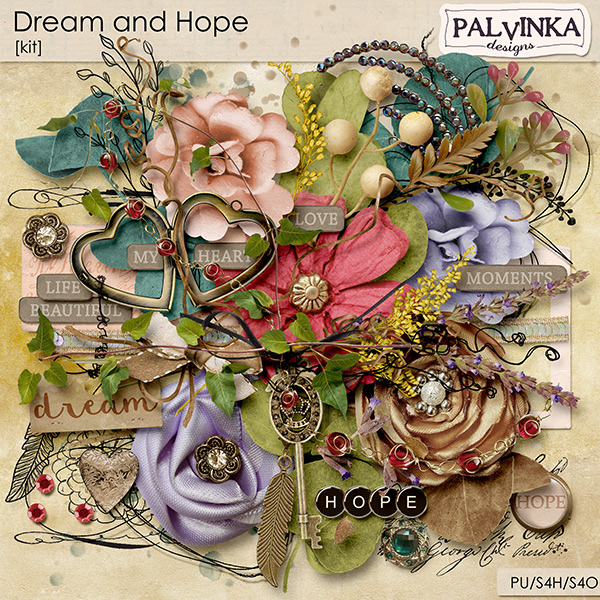 Dream And Hope Kit