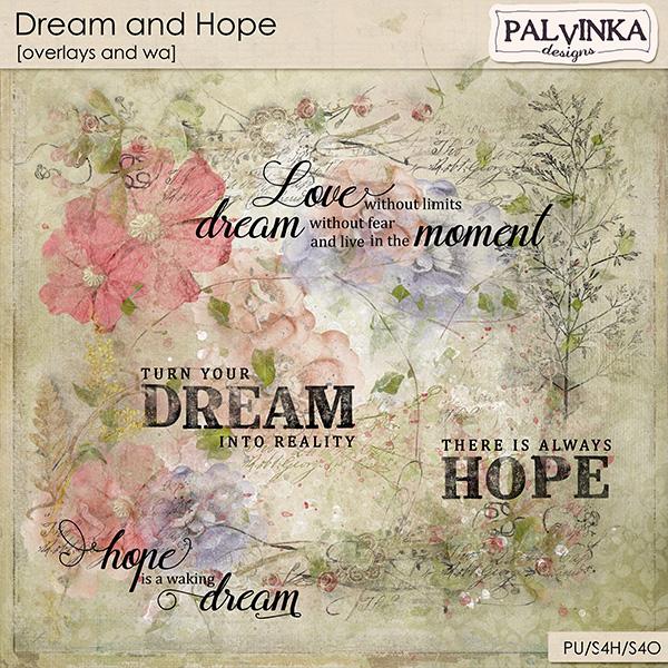 Dream And Hope Overlays and WA
