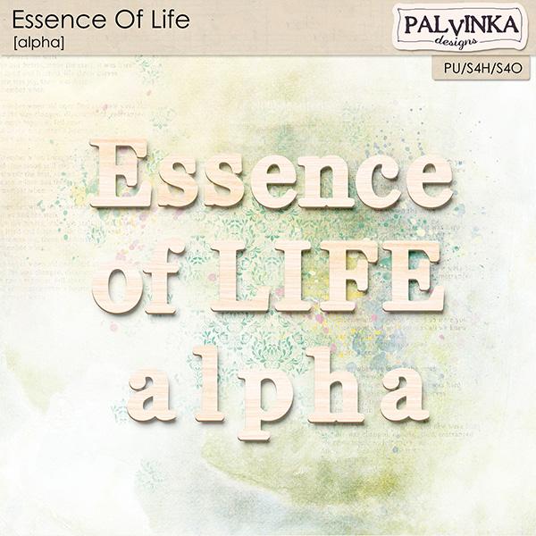 Essence Of Life Alpha