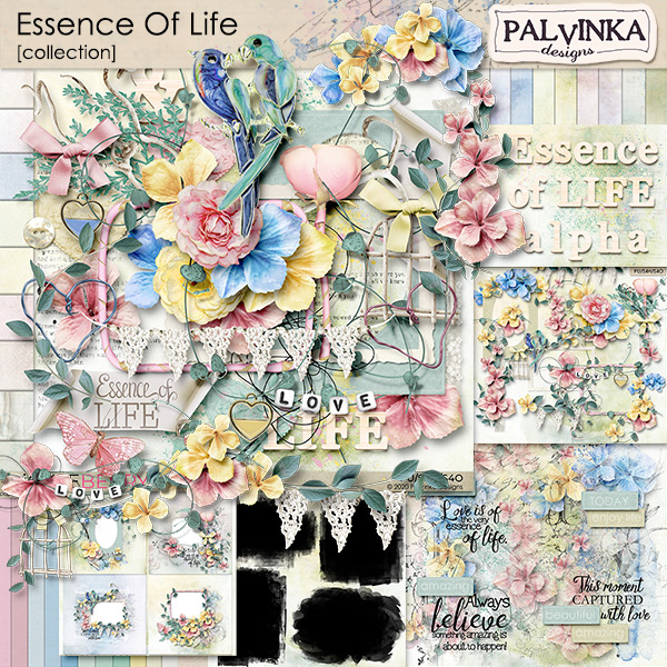 Essence Of Life Collection