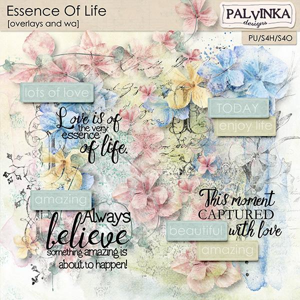 Essence Of Life Overlays and WA