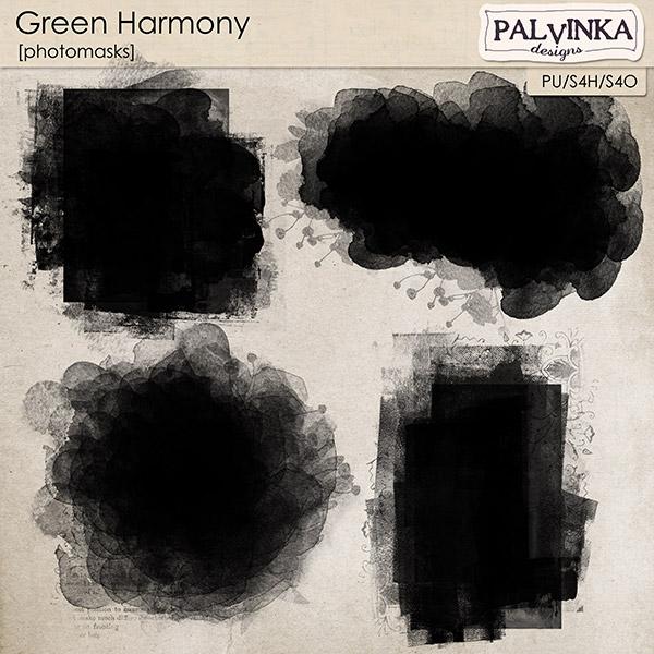 Green Harmony Photomasks