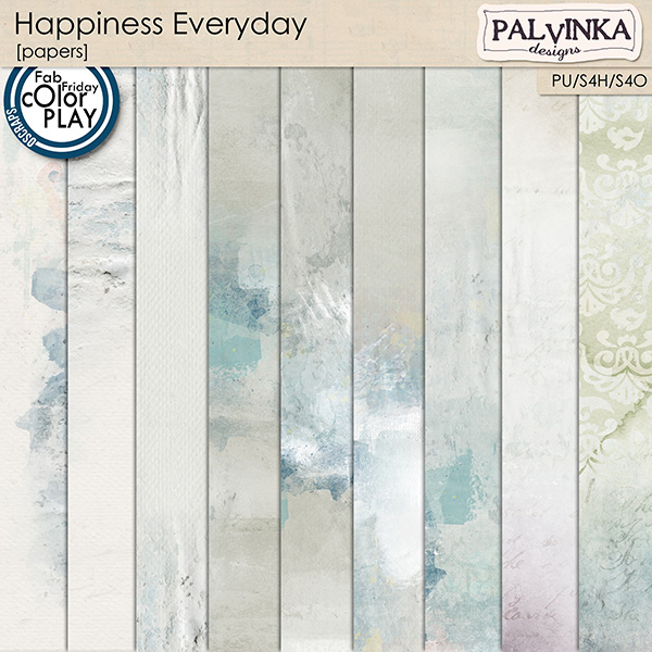 Happiness Everyday Papers