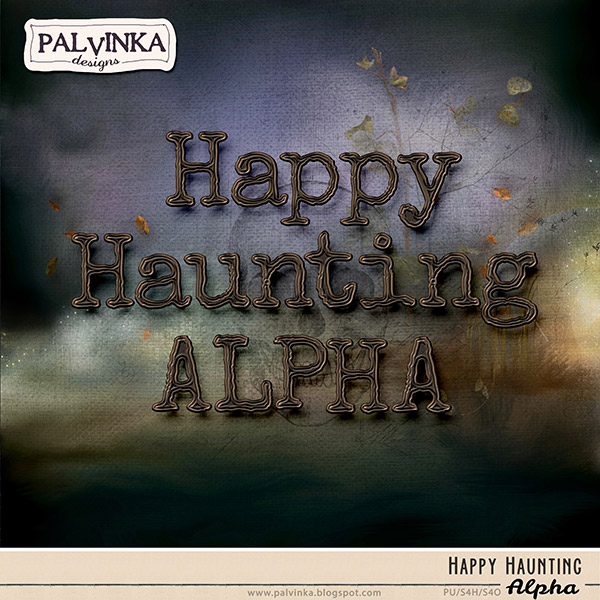Happy Haunting Alpha