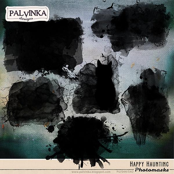 Happy Haunting Photomasks