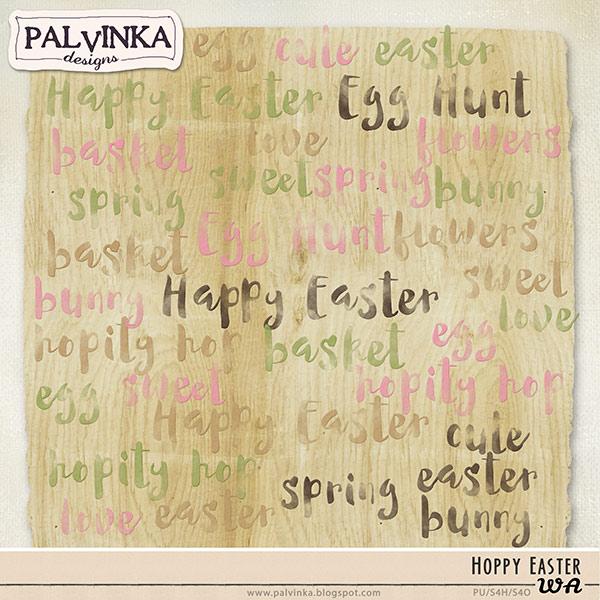 Hoppy Easter WA