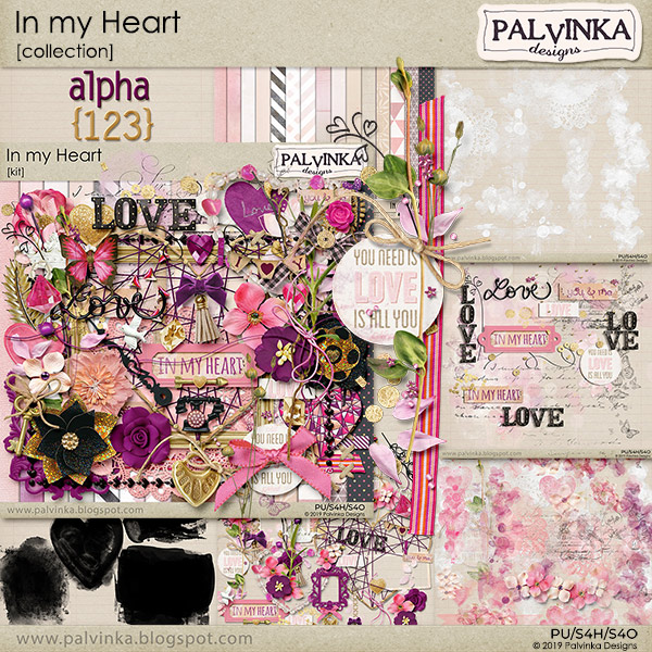 In My Heart Collection