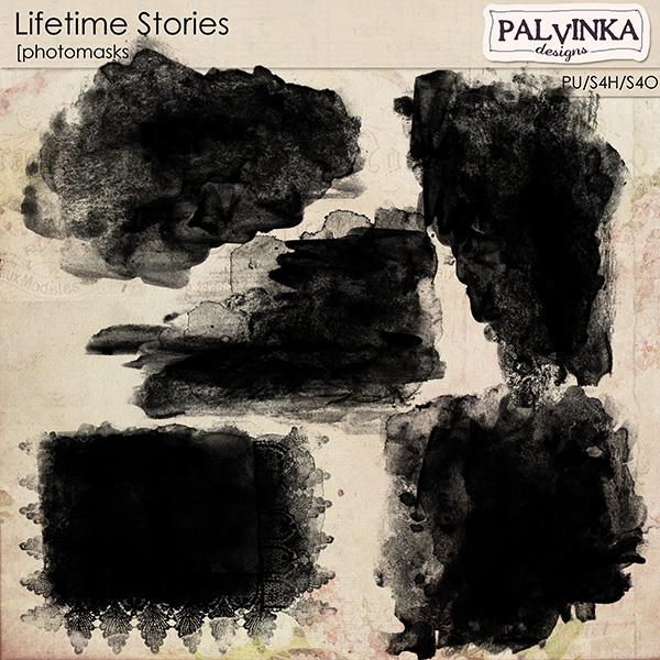 Lifetime Stories Photomasks