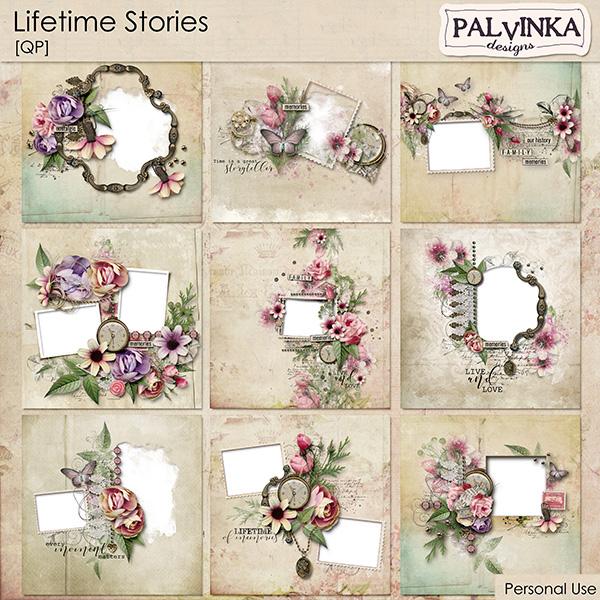 Lifetime Stories QP