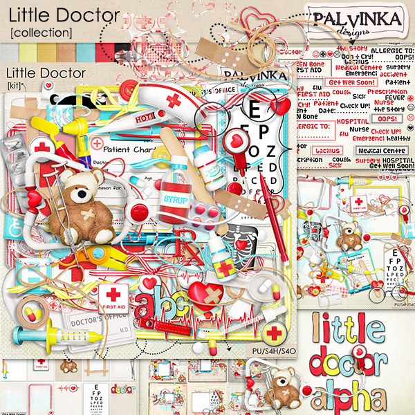 Little Doctor Collection