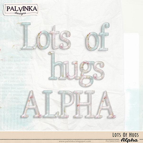Lots Of Hugs Alpha