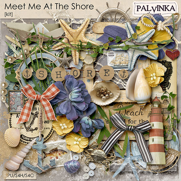 Meet Me At The Shore Kit