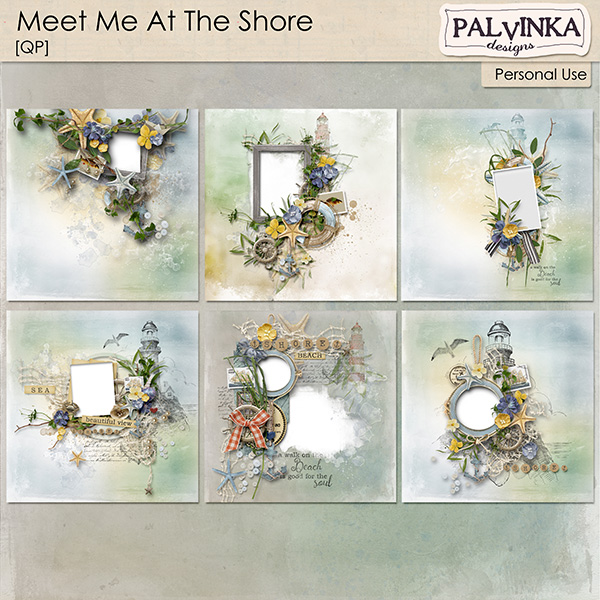 Meet Me At The Shore QP