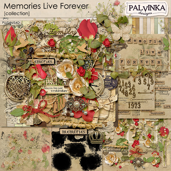 Memories Live Forever Collection + FWP
