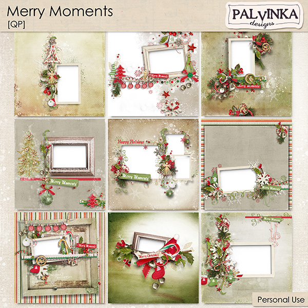 Merry Moments QP