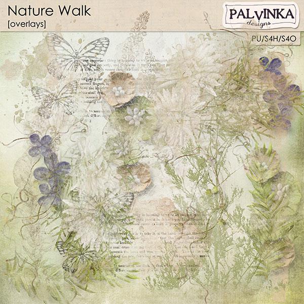 Nature Walk Overlays