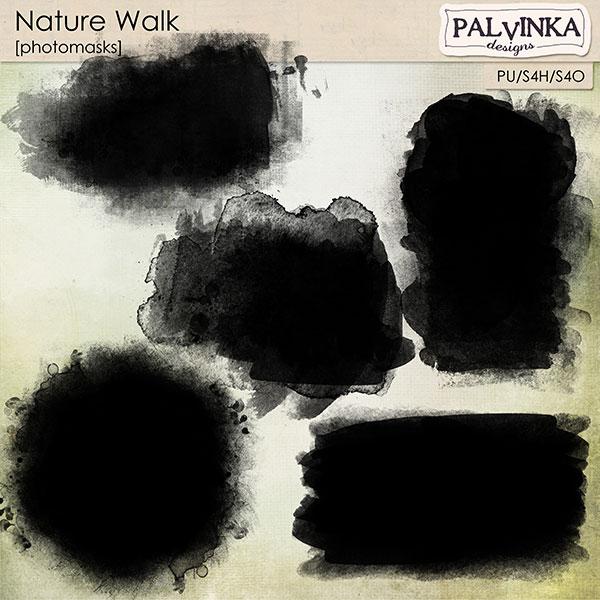 Nature Walk Photomasks