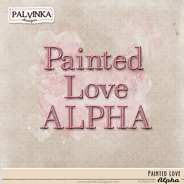 Painted Love Alpha