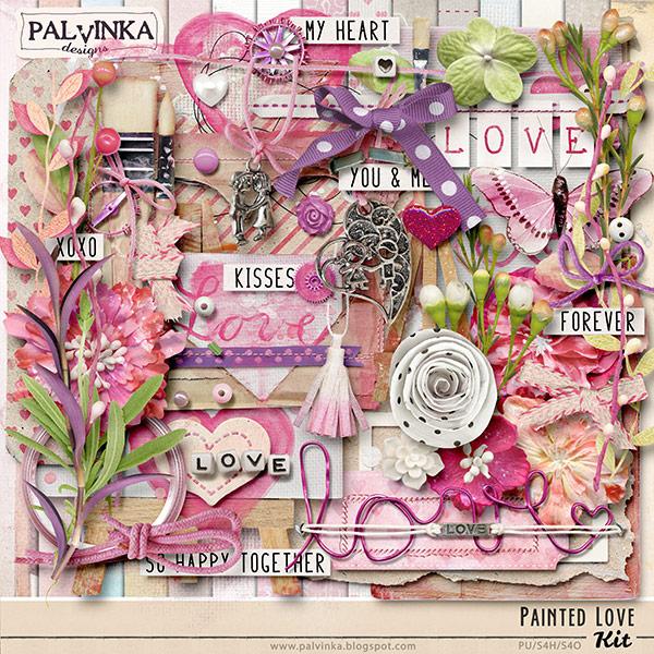 Painted Love Kit
