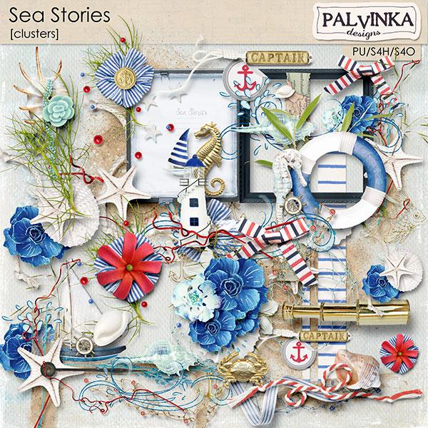 Sea Stories Clusters