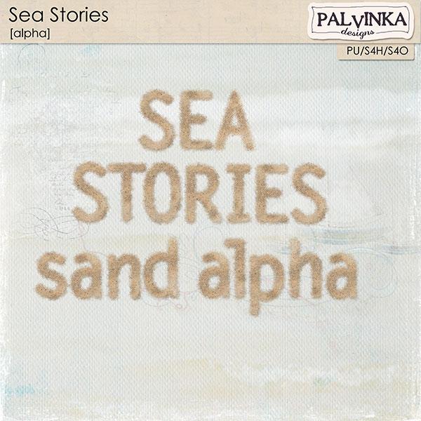 Sea Stories Alpha