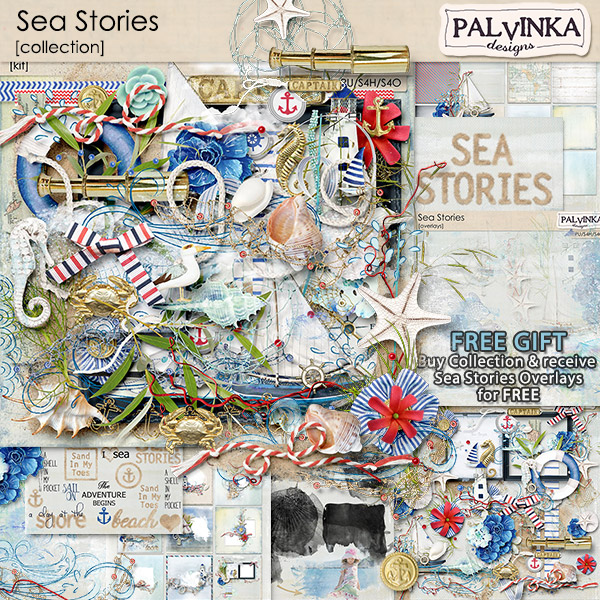 Sea Stories Collection