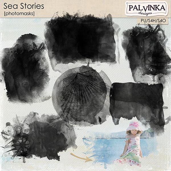 Sea Stories Photomasks