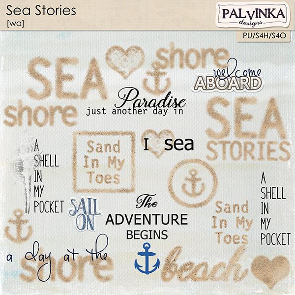 Sea Stories WA