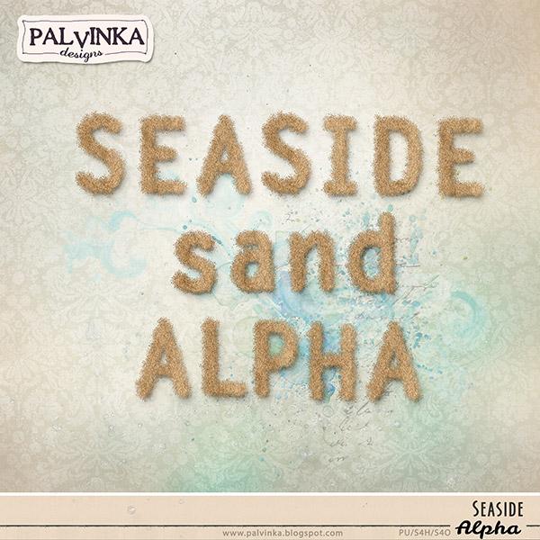 Seaside Sand Alpha