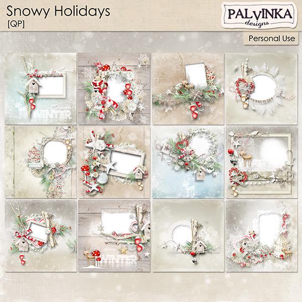 Snowy Holidays QP