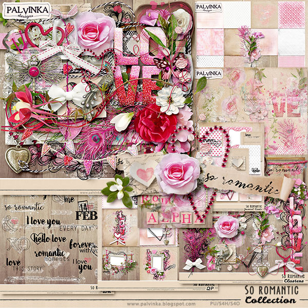 So Romantic Collection