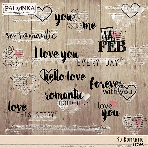 So Romantic WA