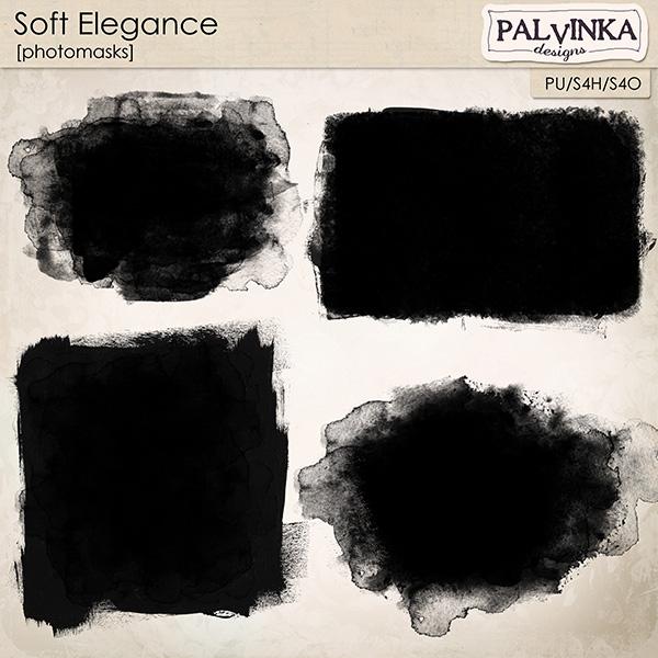 Soft Elegance Photomasks