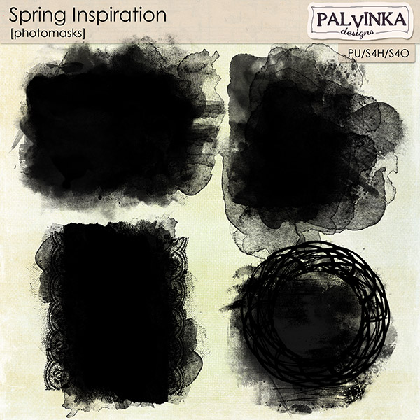 Spring Inspiration Photomasks