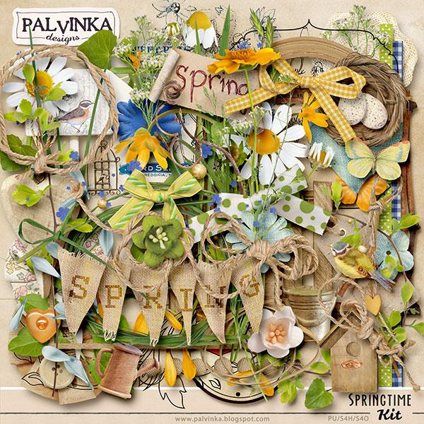Springtime Kit