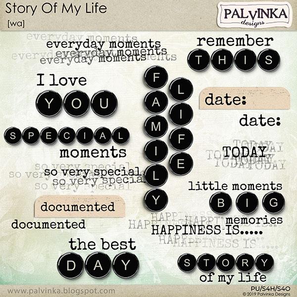 Story Of My Life WA