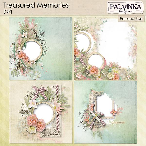 Treasured Memories QP