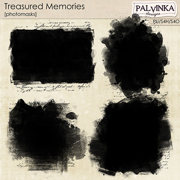Treasured Memories Photomasks