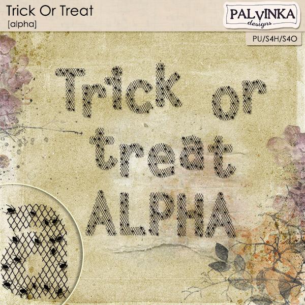 Trick Or Treat Alpha
